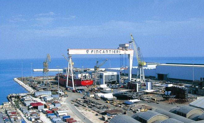 Fincantieri costruirà 4 navi da crociera per Carnival
