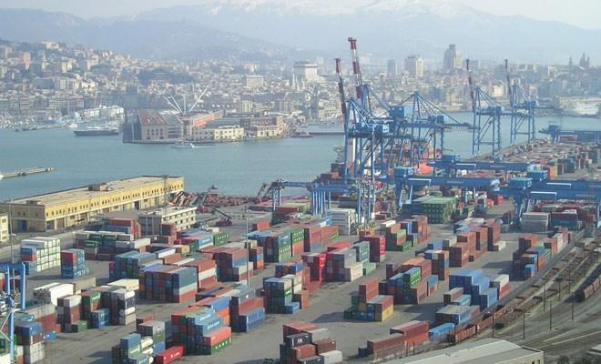 Genova pronta al record dei container
