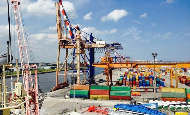 Cresce la potenzialità del terminal container