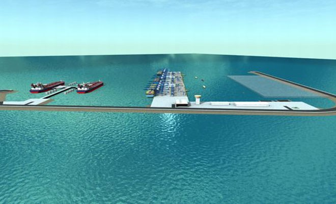 Soldi cinesi per il porto offshore di Venezia