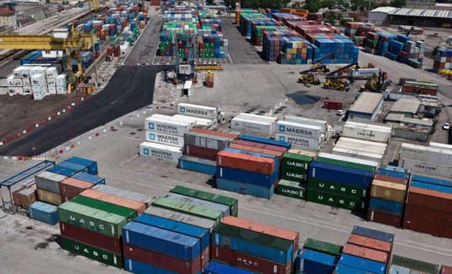 Container in aumento nell