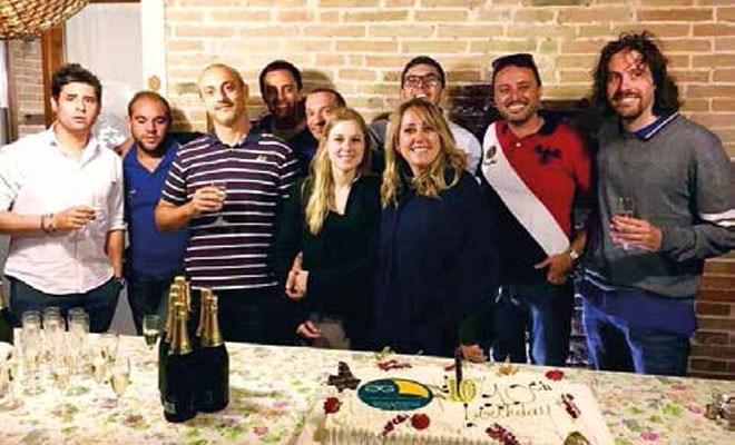 Il Gruppo giovani Agenti marittimi festeggia 10 anni