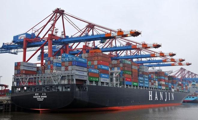 Protezione legale per scaricare i container Hanjin