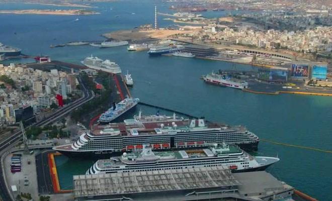 Nuovo terminal crociere per il Pireo