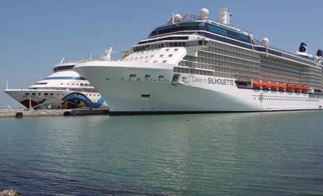 Il Mediterraneo detiene il 18,7 per cento del traffico