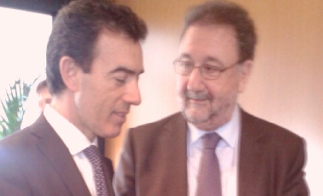Rossi incontra vice ministro greco Pitsiorlas