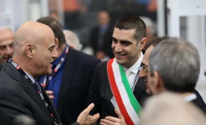 """Descalzi: """"Da agosto investimenti a Ravenna"""""""
