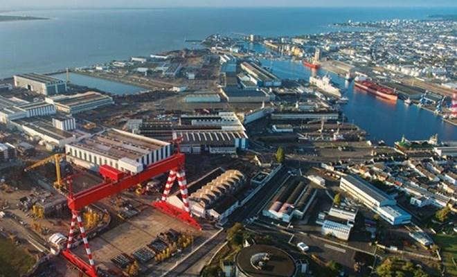 Fincantieri acquisisce 66,66% di STX France