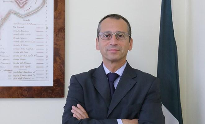 Matteo Paroli è il segretario dell