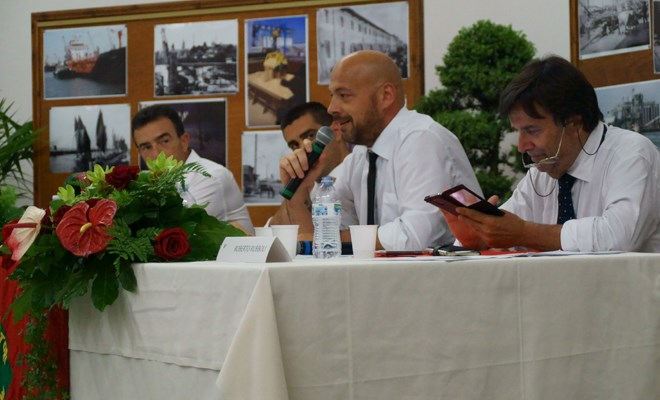 Porto, Grilli riporta la Compagnia portuale al centro del dibattito