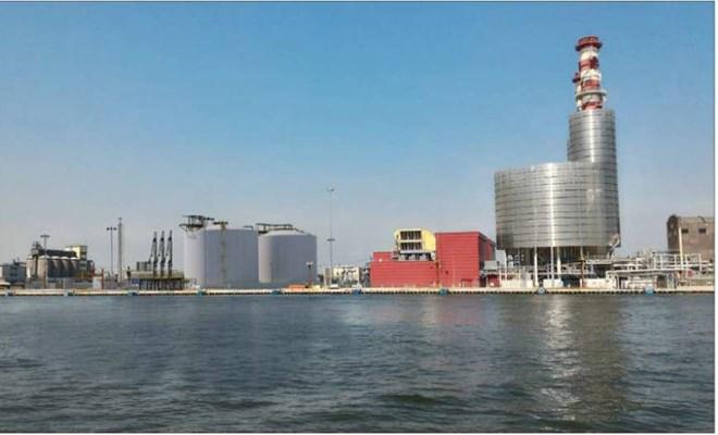 Deposito Gnl nel porto di Ravenna