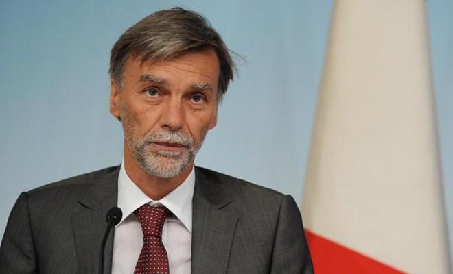 Il ministro Delrio domani al Palazzo dei Congressi