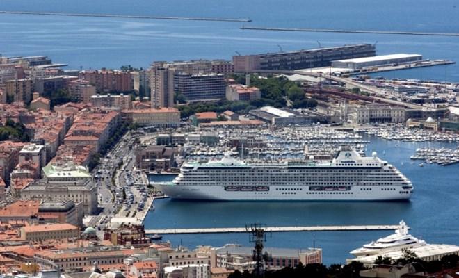 Costa Crociere non farà più tappa a Trieste
