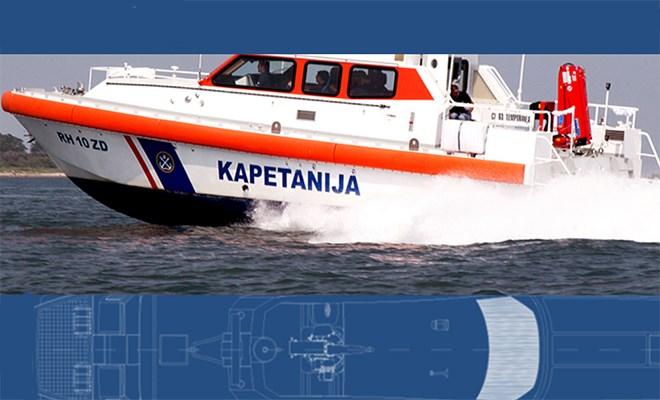 Cantiere Vittoria, unità per la Capitaneria croata